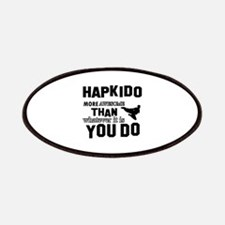 Hapkido More Awesome Martial Arts Patch