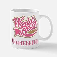 Worlds Best Goatkeeper Mugs