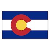 Colorado flag 10 Pack