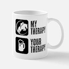 Show Jumping My Therapy Mug
