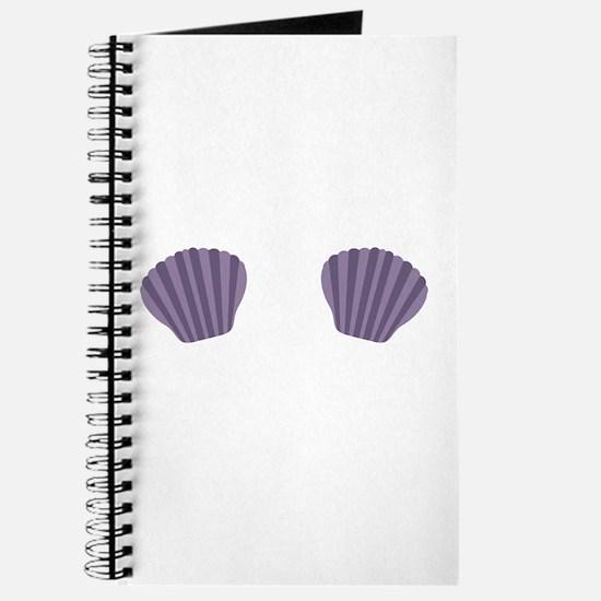 Purple Mermaid Bikini Journal
