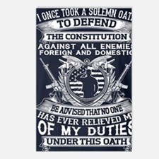 Unique Constitution Postcards (Package of 8)
