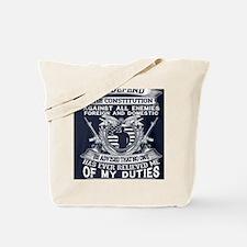 Cool Defender Tote Bag