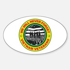 Vietnam Veterans Decal