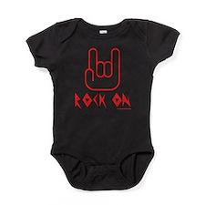 Cute Musicians Baby Bodysuit