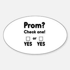 Prom night? Decal