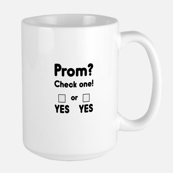Prom night? Mugs