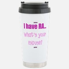 Cute Chronic fatigue syndrome Travel Mug