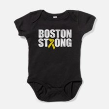 Cute New england Baby Bodysuit