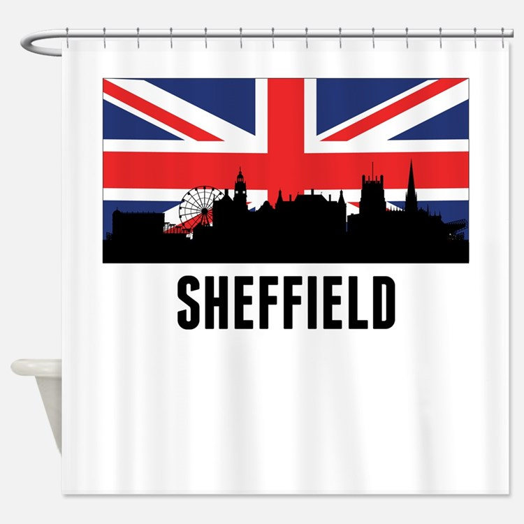 Sheffield city bathroom accessories decor cafepress for A c bathrooms sheffield
