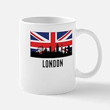 London British Flag Mugs