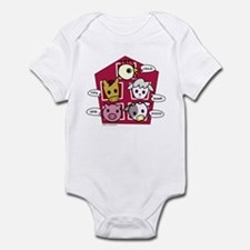 Farm Sounds Infant Bodysuit