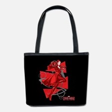Scarlet Witch Triangles Bucket Bag