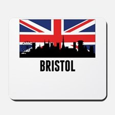 Bristol British Flag Mousepad