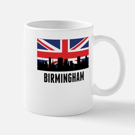 Birmingham British Flag Mugs