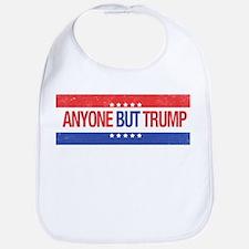Anyone But Trump Bib