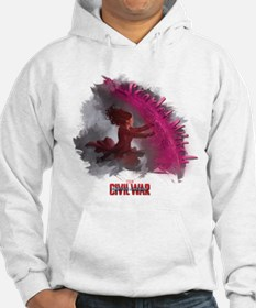Scarlet Witch Shield Hoodie