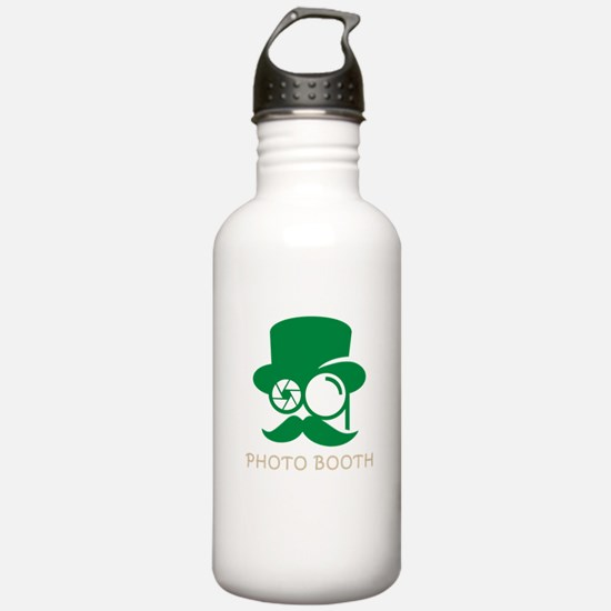 photo booth Water Bottle
