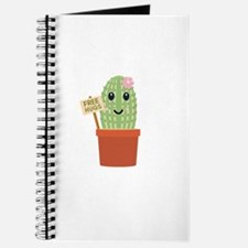 Cactus free hugs Journal
