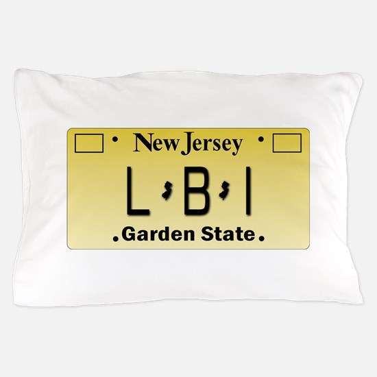 LBI NJ Tag Giftware Pillow Case