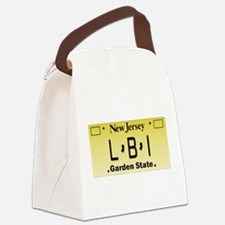 LBI NJ Tag Giftware Canvas Lunch Bag