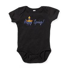 Cute Babies 1st easter Baby Bodysuit