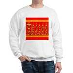 Season Greetings Tristar Ribb Sweatshirt