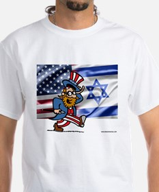 Love America. Support Israel Shirt