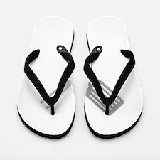 BBQ Utensils Flip Flops