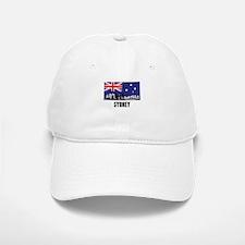 Sydney Australian Flag Baseball Baseball Baseball Cap