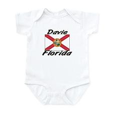 Davie Florida Infant Bodysuit