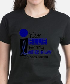 I Wear Blue For My Mother-In-Law 9 CC T-Shirt