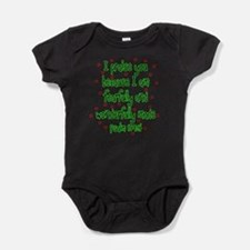 Cute Bible verses Baby Bodysuit