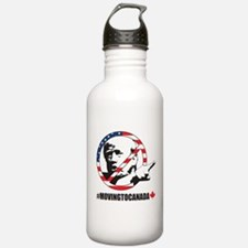 Moving To Canada Water Bottle