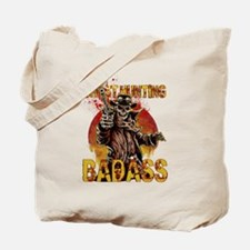 Badass outlaw Tote Bag