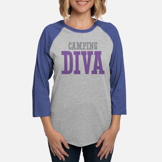 Camping DIVA Long Sleeve T-Shirt