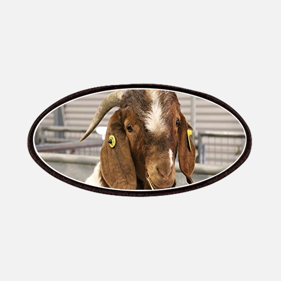Smiling goat 2 Patch