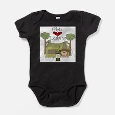 Unique Camp Baby Bodysuit