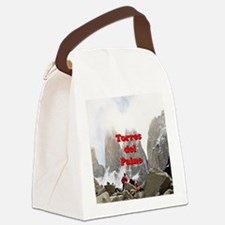 Cute South america Canvas Lunch Bag