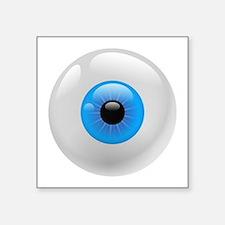Giant Blue Eye Sticker