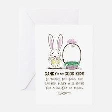 Easter Poop Greeting Card