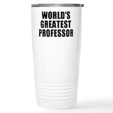 Cute Professors Travel Mug