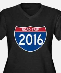 Road Trip 2016 Plus Size T-Shirt