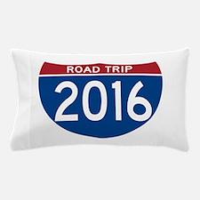 Road Trip 2016 Pillow Case