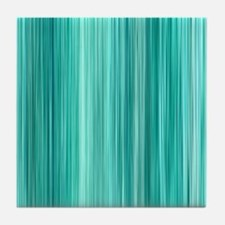 Ambient 5 in Teal Tile Coaster
