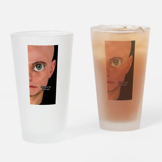 Are you on the Mythi List? Drinking Glass