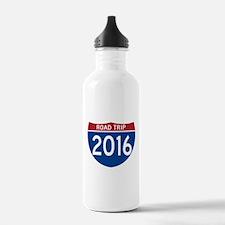Road Trip 2016 Water Bottle