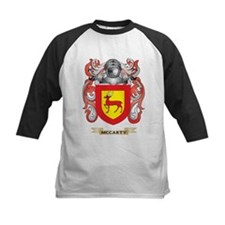 McCarty Coat of Arms - Family Crest Baseball Jerse