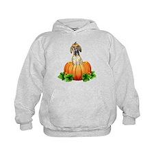 Brindle Pumpkin Dane UC Hoodie