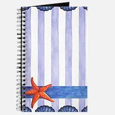 Nautical Star Fish Journal